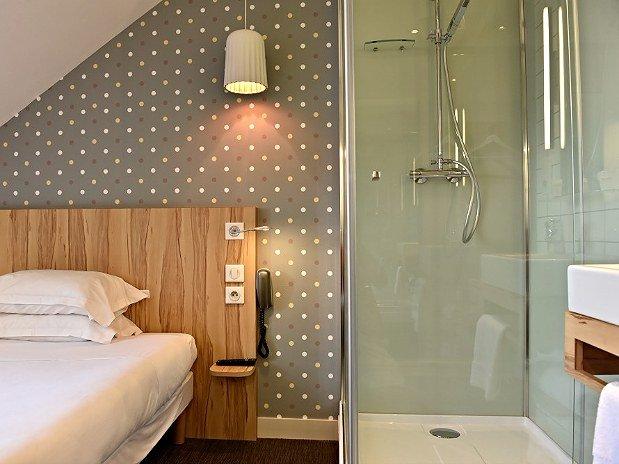 Chambre Achille Hotel Marin Laval