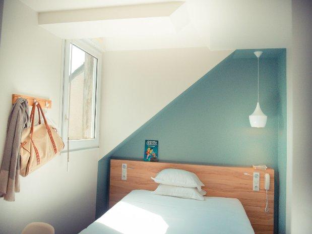 La petite chambre d'ami de LEONCE hotel marin laval