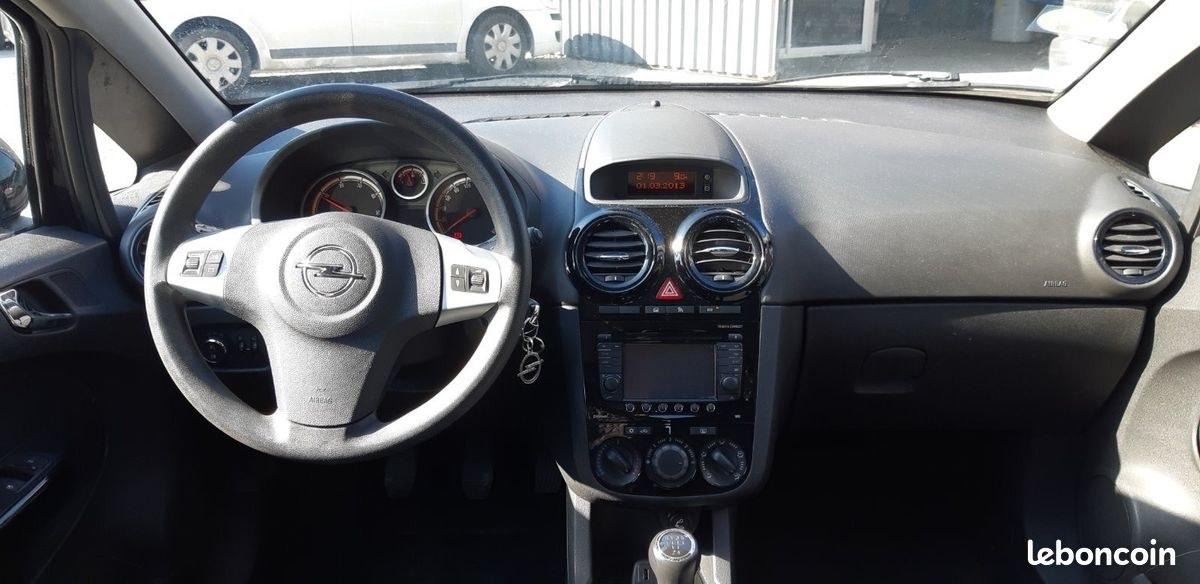 Opel Corsa CITADINE