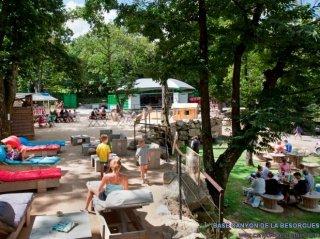 Base Canyon de la Besorgues camping de retourtour 4 etoiles ardeche riviere piscine