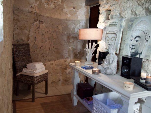 Spa hammam Sauna Provence