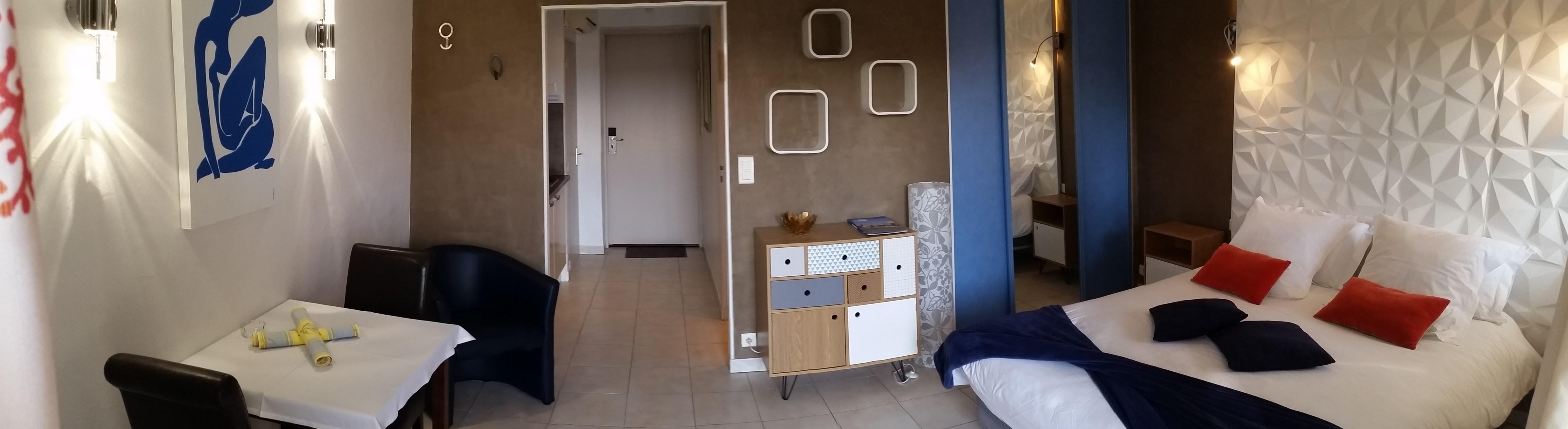 Pano_studio_Matisse_chambres_d'hotes_st_raphael_fréjus_var