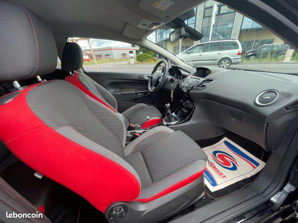 Ford Fiesta 1.0SCTI ECOBOOST 140CV