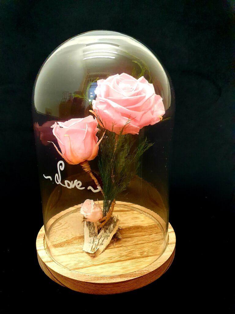 fleur éternelle Au jardin d'Alice à Bourgoin-Jallieu et Nivolas-Vermelle en Isère : boutique de fleurs
