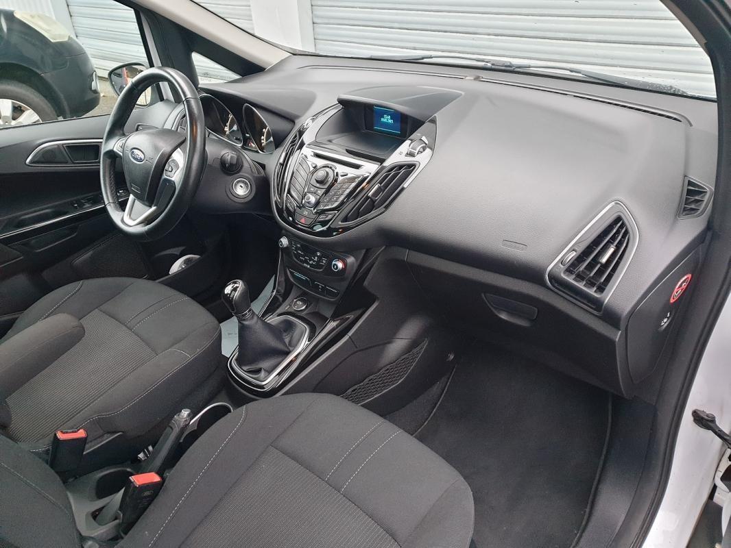 Ford B-Max 1.0 ECOBOOST 125 TITANIUM