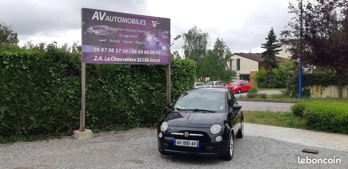 Fiat 500 CITADINE