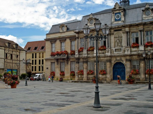 place Troyes Les Beauchots