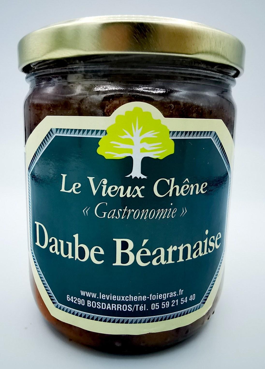 Daube Béarnaise - le vieux chêne - charcuterie - vallée d'aspe - local
