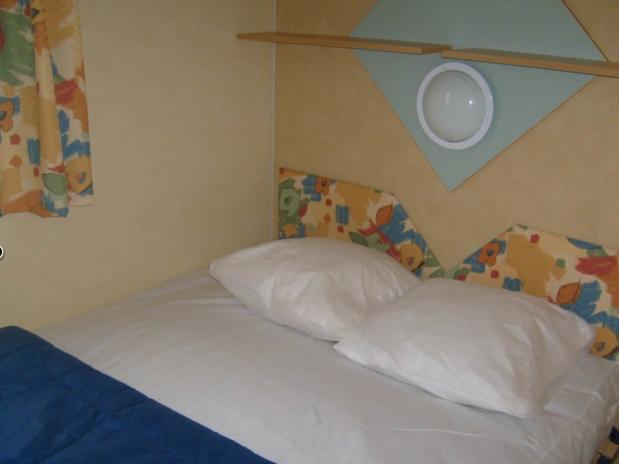 chambre Nemo mobilhome