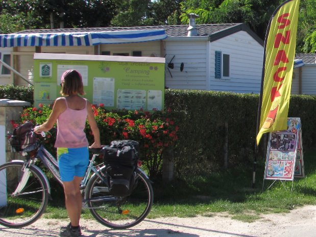 Camping Familial - Mosnes - Camping Amboise - camping Val de Loire