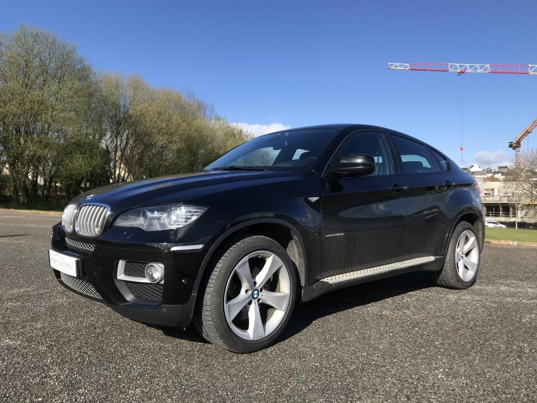 BMW X6 XDrive 40DA 306 Exclusive