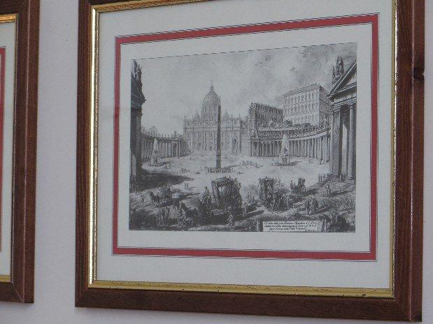 Stanza 3 Mary's Place Roma Gianicolo