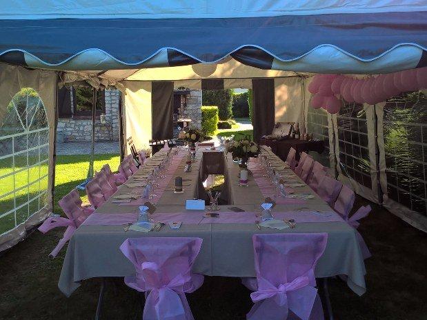 Réceptions Evenements Seminaires au Clos Joli