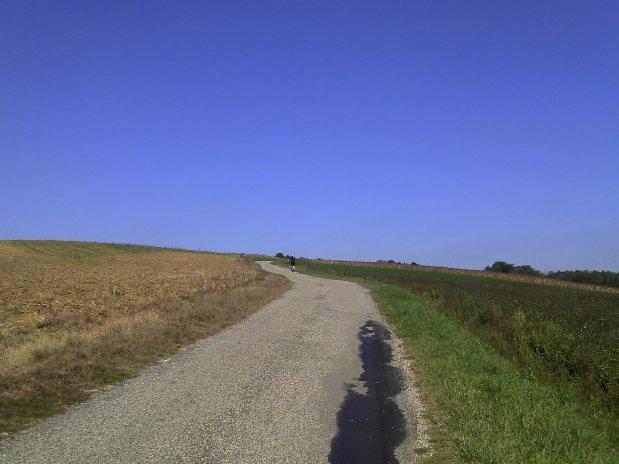 Vélo route Drôme des collines