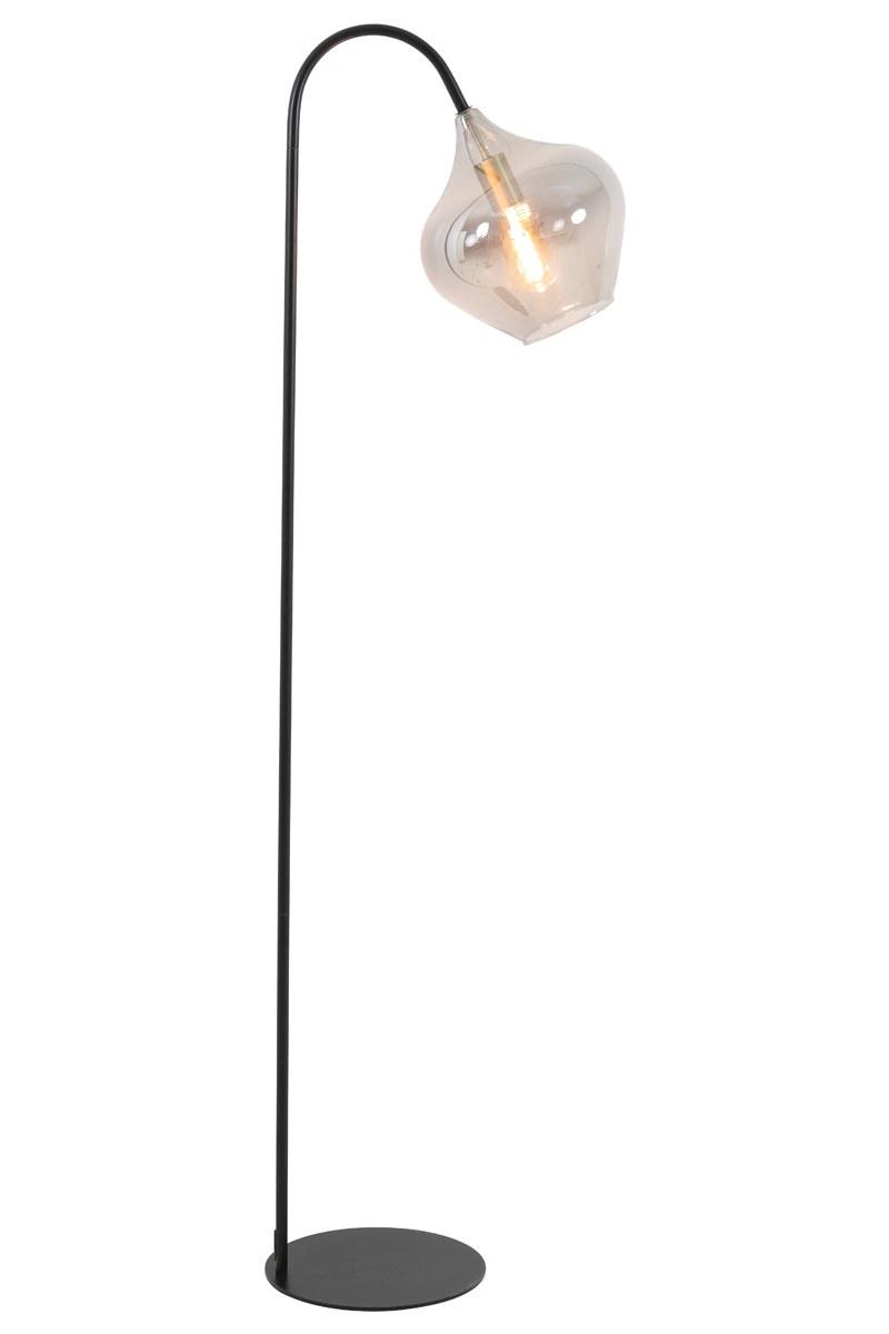 lampadaire rakel noir 1