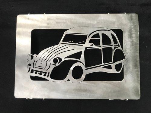 Tableau ou dessous de plat Citroën 2CV
