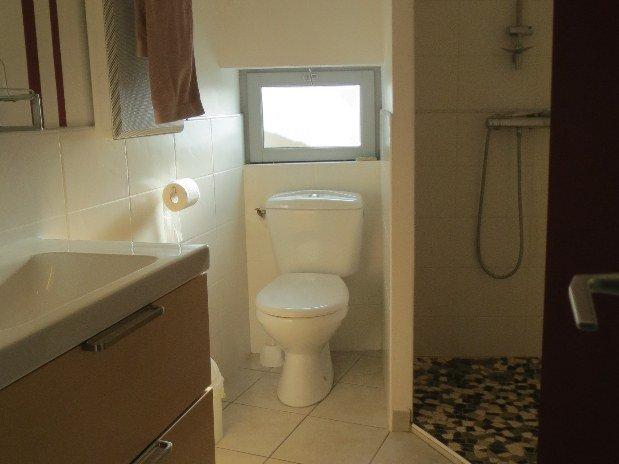 Gite Roc Blanc-Salle de bain