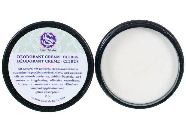 Déodorant Crème - Citrus