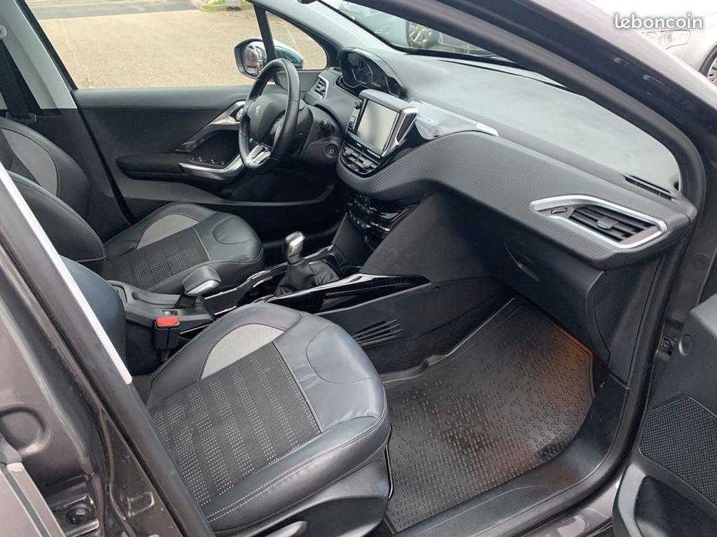 Peugeot 2008 1.2 THP PURETECH 110 CV CUHNZ6/S