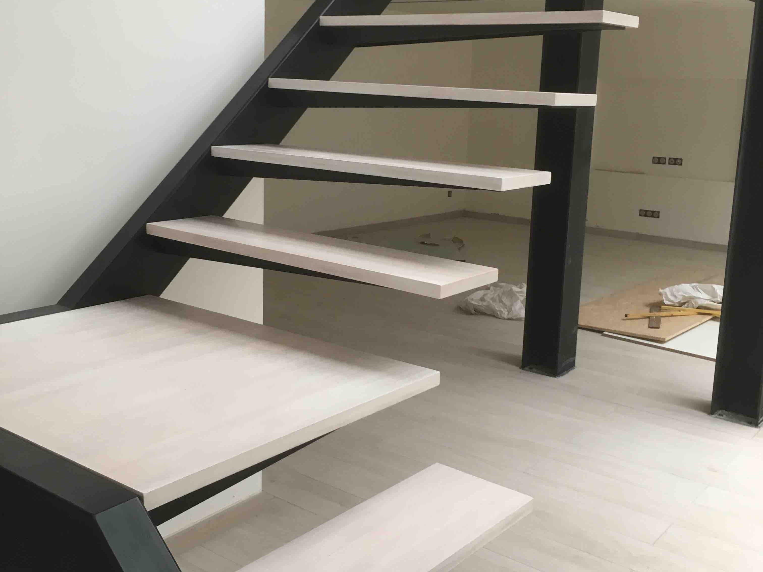 Fabricant D Escalier Bois réalisation escalier sur mesure - tony martin (fabricant