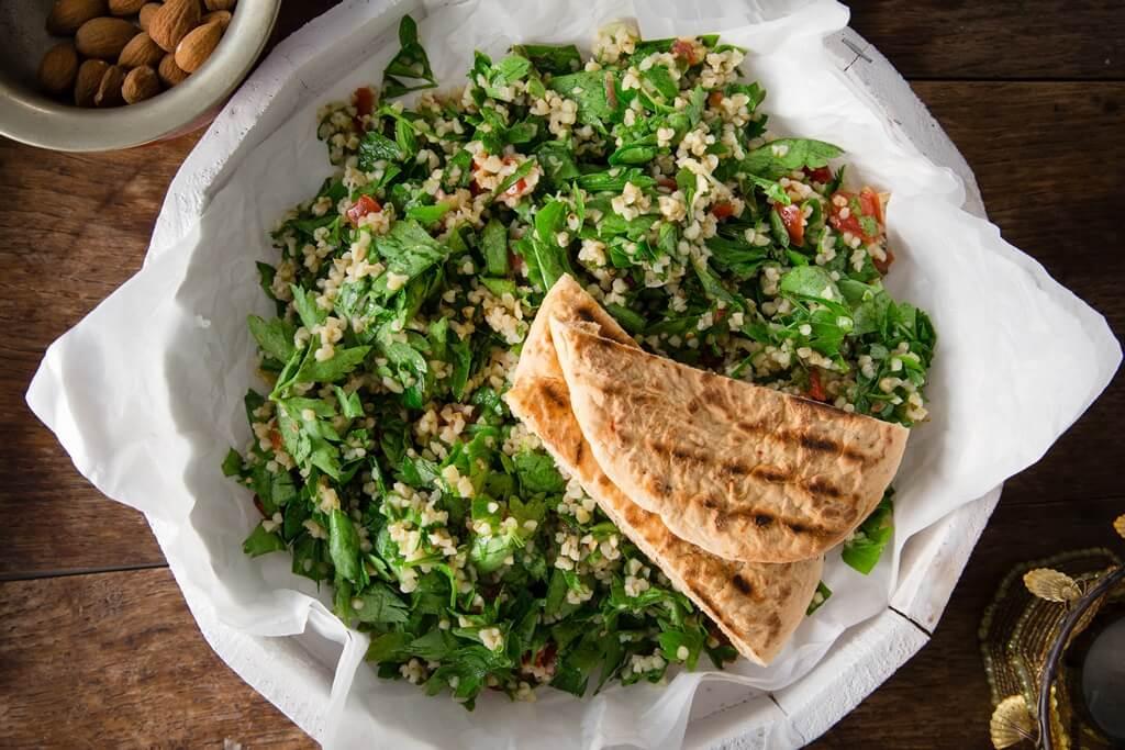 Taboulé libanais : restaurant libanais à Poitiers