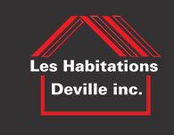 logo Les Habitations Deville Inc