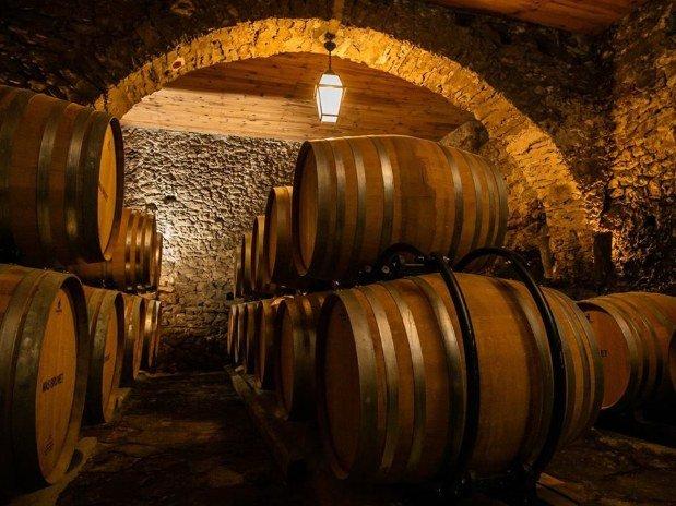 Les caves du Mas Brunet
