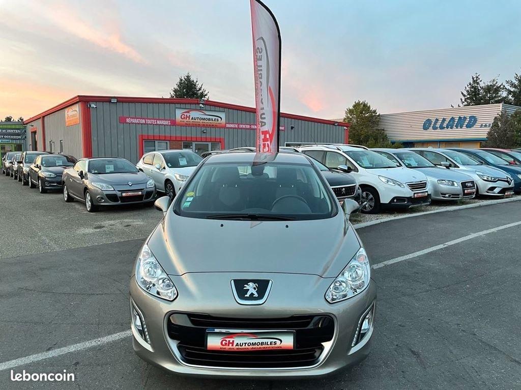 Peugeot 308 1.6HDI 92CV 4C9HP0/1
