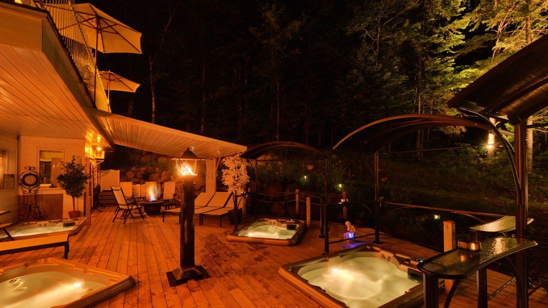 spa le soir