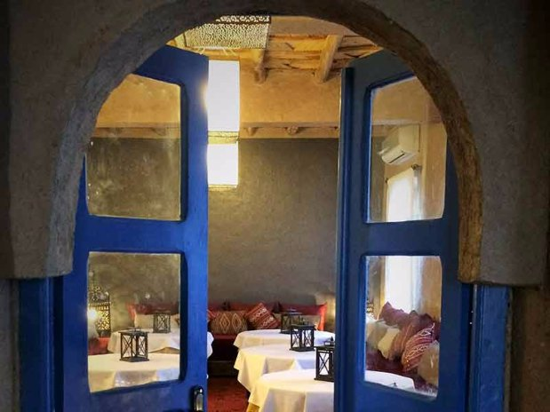 Salon Salle à manger Desert Kanz Erremal