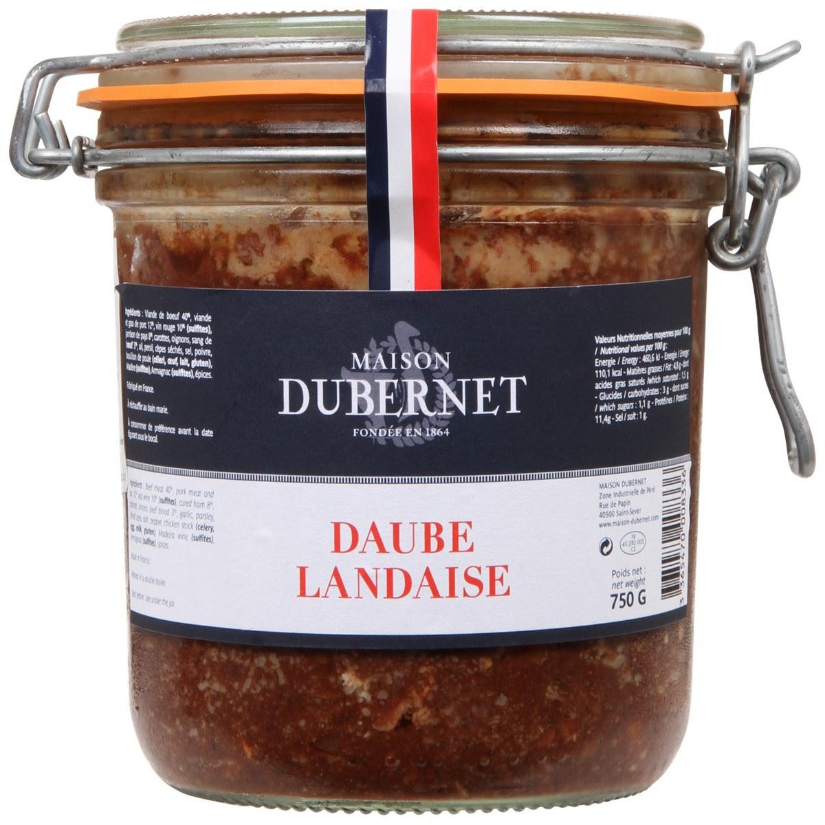 loegismose-kolonial-maison-dubernet-henkogning-daube-landaise-750g-211050