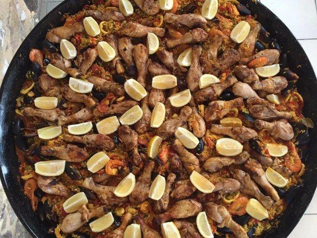 plats cuits en poêlon