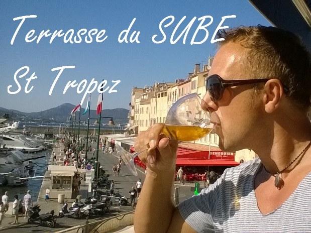terrasse- hotel- du sube-st tropez-vue mer-st raphael-boulouris-chambres d'hotes