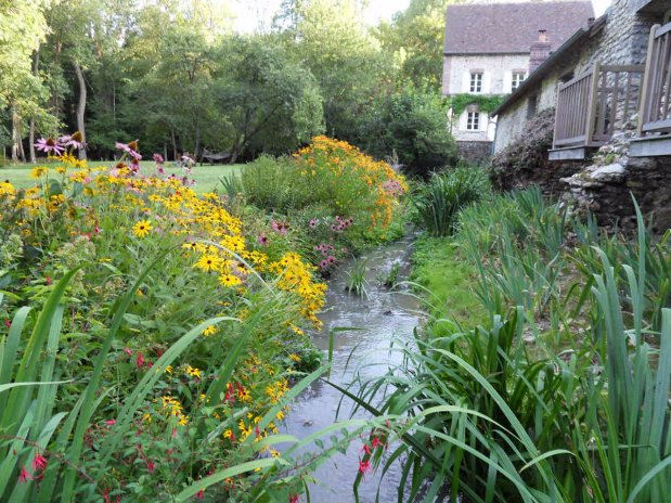 moulin de lonçeux-mill's farm-bed and breakfast-accommodation-river