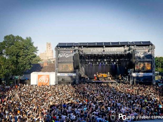 "Festival ""Pauze guitare"" ALBI"