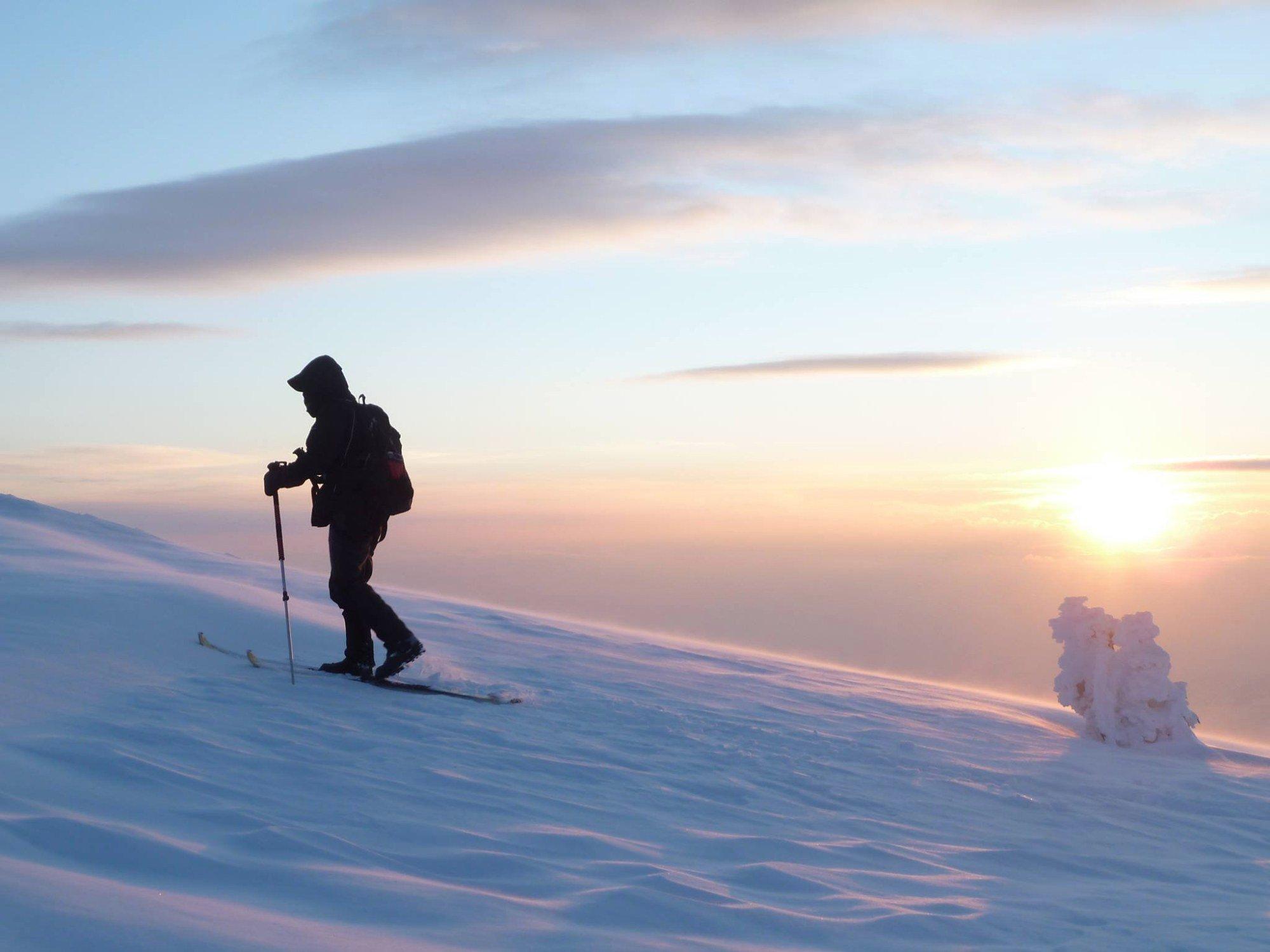 rando ski jura