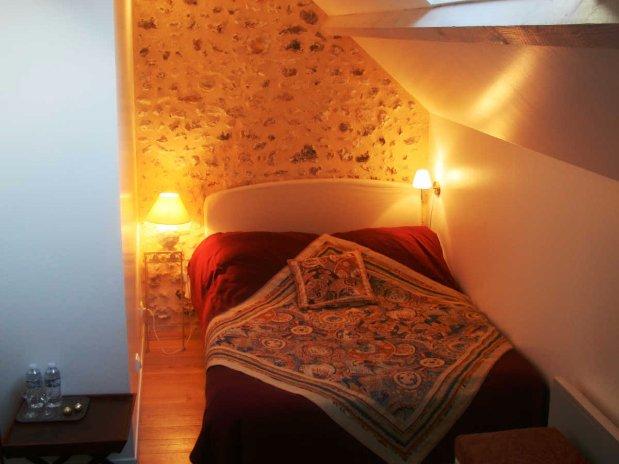 chambres d'hôtes-garnet-eure et loire-Pouce d'or