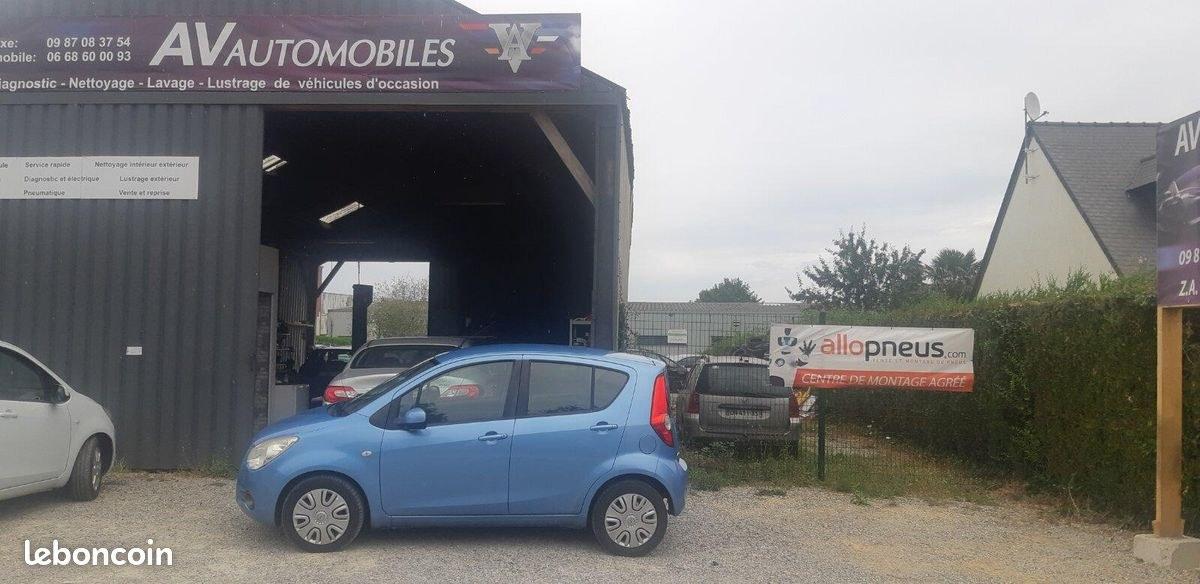 Opel Agila citadine