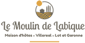 Logo le Moulin de Labique