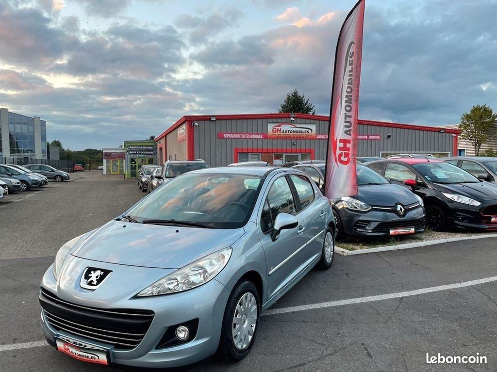 Peugeot 207 1.6HDI 90CV WC9HVL/1