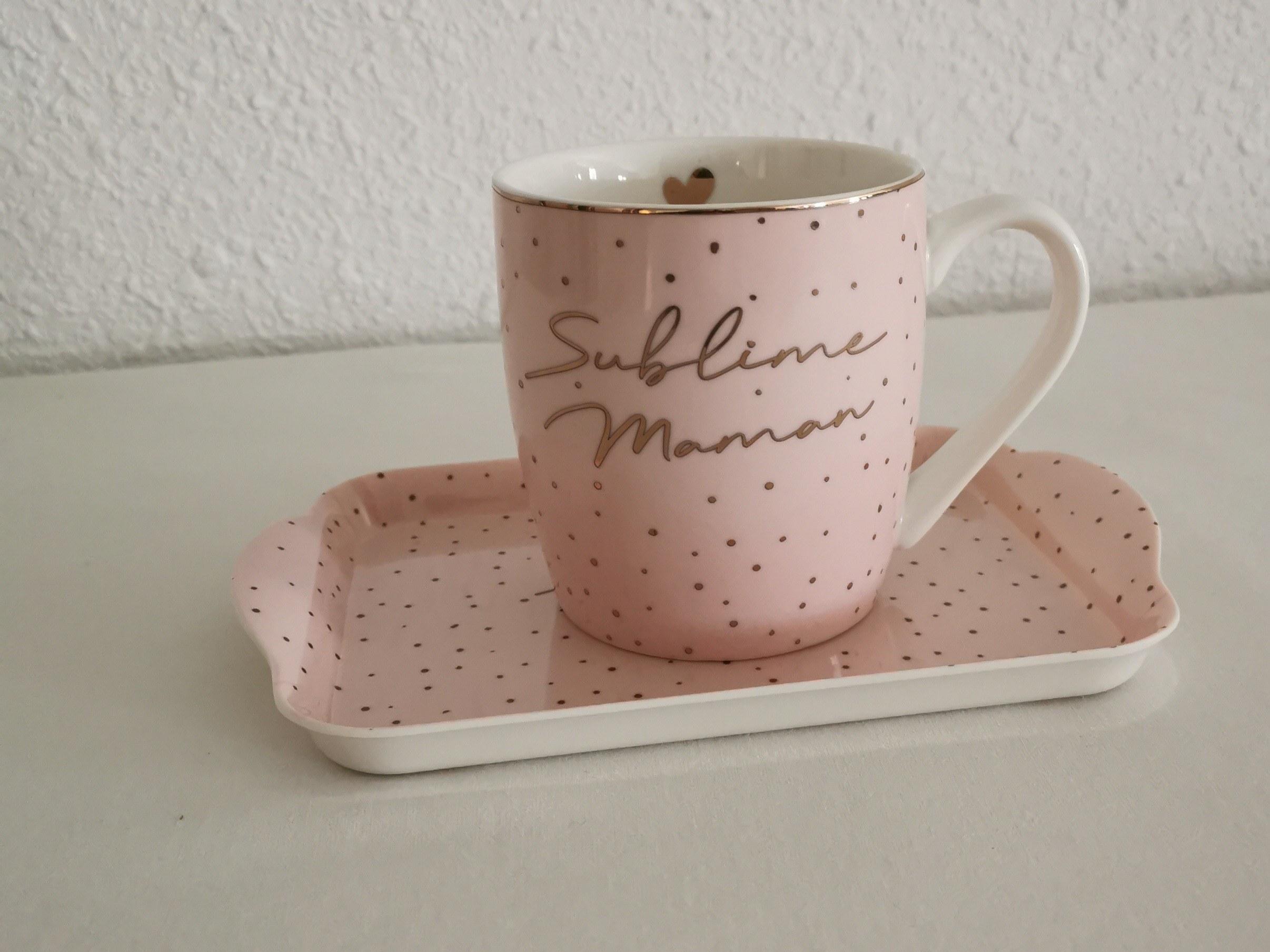 mug sublime maman couleurs d'Hélène
