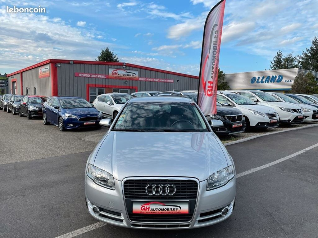 Audi A4 2.0TDI 140CV