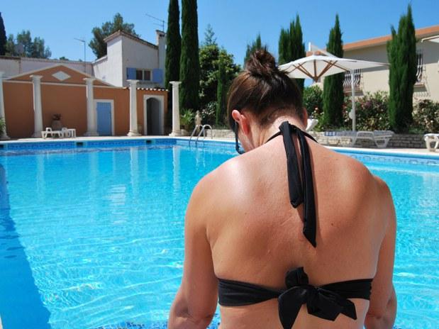 chambres-d-hotes-a-Saint-Raphael-Frejus La potiniere de la piscine relax