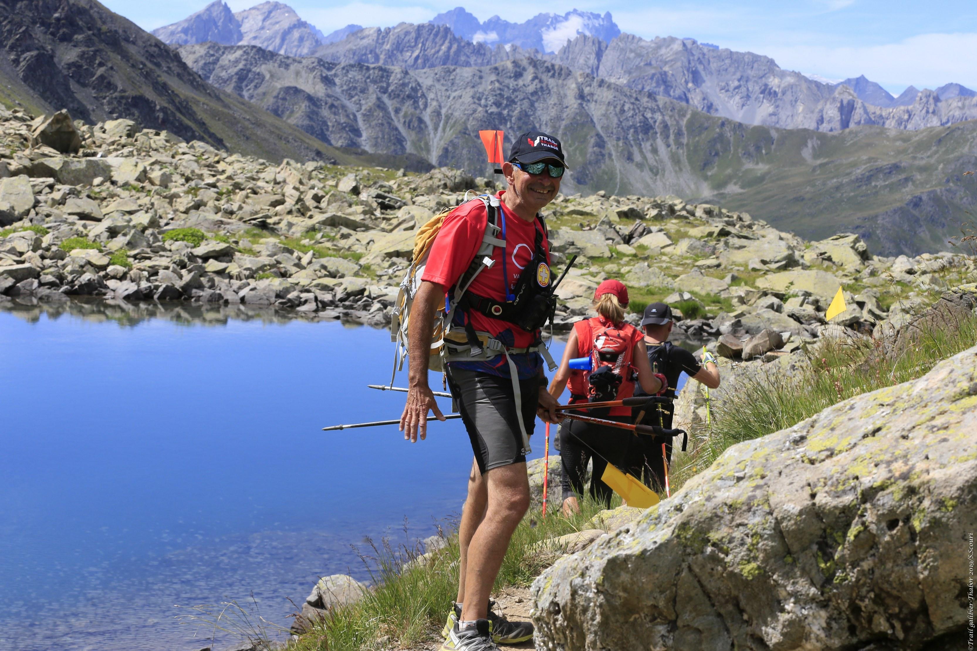 Mimile bénévole Trail Galibier-Thabor