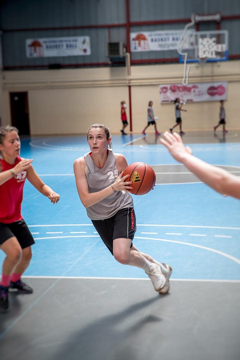 Laurine Coach The Practice Camp