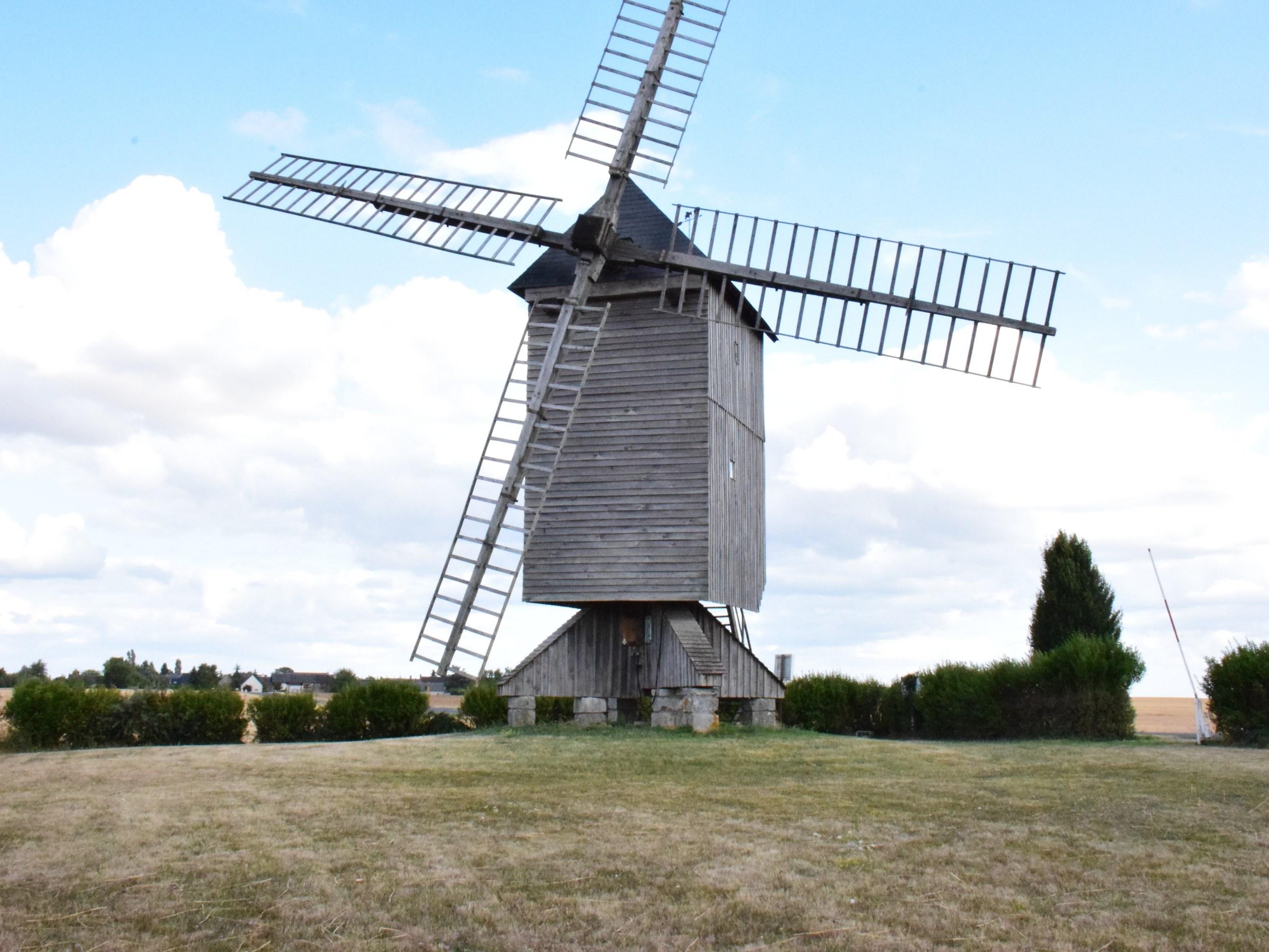 Moulin de Talcy