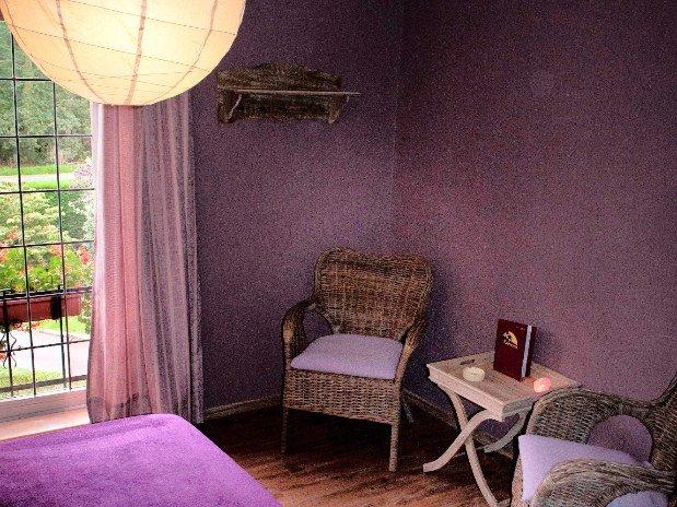 Chambre Lavande Hotel de jour Robinson Ville-Pommerœul (Bernissart)