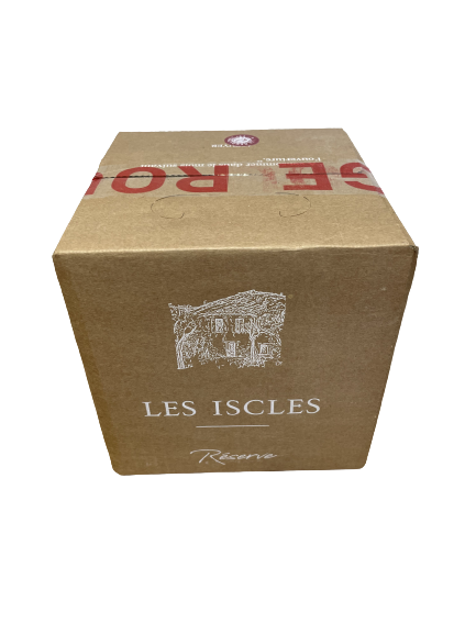 Bag In Box de 3L Rouge Tresbaudon