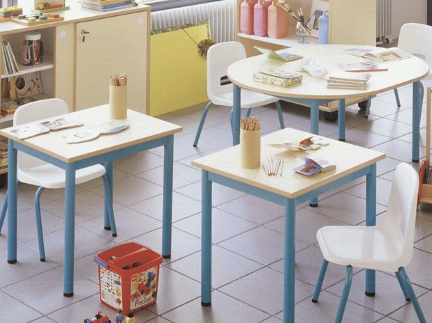 Tables enfants