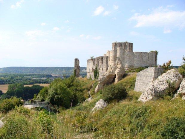 château Gaillard Les Andelys